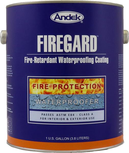 ANDEK FIREGARD